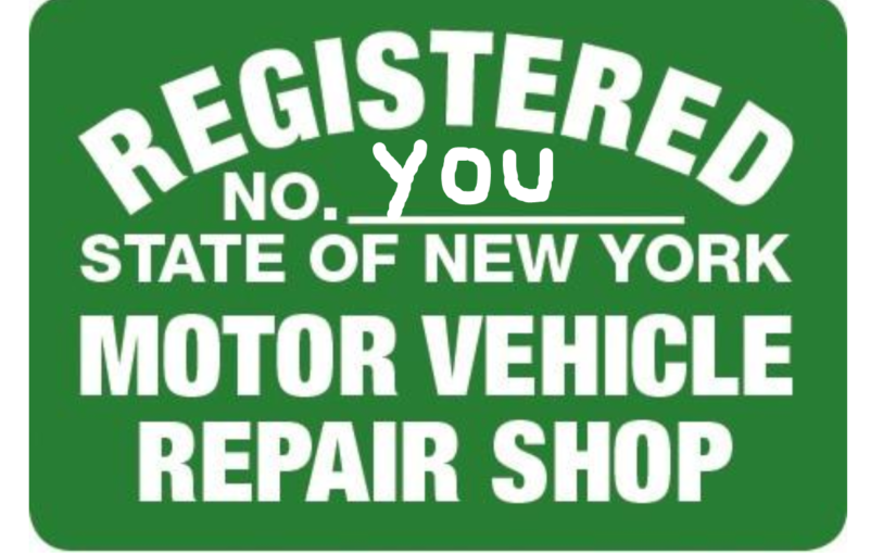 Opening a Repair Shop in NY: Legal Overview